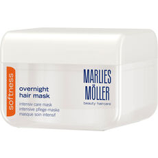 Marlies Möller Softness, Overnight Care Intense Hair Mask, 125 ml
