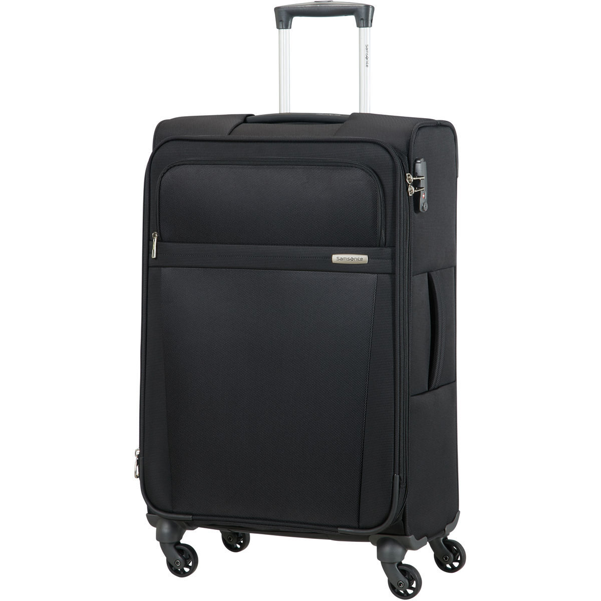 samsonite 4 rollen trolley acure 69 cm karstadt online shop. Black Bedroom Furniture Sets. Home Design Ideas
