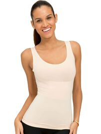 Spanx Shaping-Top, soft nude, beige