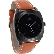 "Xlyne Herren Smartwatch NARA XW Pro Black Chrome ""54012"""