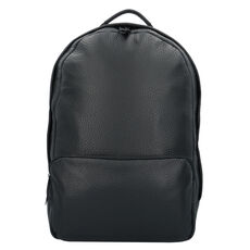 Jost Kopenhagen Business Rucksack Leder 46 cm Laptopfach, black