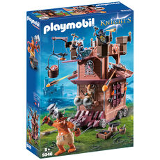 PLAYMOBIL® Knights Mobile Zwergenfestung 9340