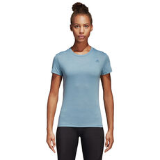 adidas Damen Climalite T-Shirt FreeLift Prime