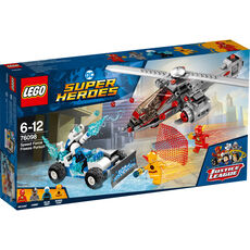 LEGO® DC Super Heroes 76098 Speed Force Freeze Verfolgungsjagd