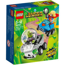 LEGO® DC Super Heroes 76094 Mighty Micros: Supergirl™ vs. Brainiac™