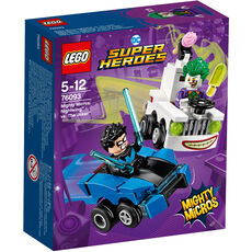 LEGO® DC Super Heroes 76093 Mighty Micros: Nightwing™ vs. The Joker™