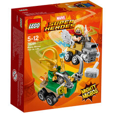 LEGO® Marvel Super Heroes 76091 Mighty Micros: Thor vs. Loki
