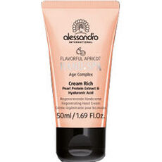 Alessandro Handlotion Hand!spa Age Complex Flavorful Apricot, 50 ml