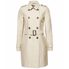 Esprit Collection Damen Trenchcoat