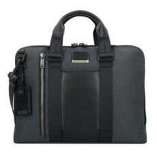 Tumi Alpha Bravo Aviano Aktentasche 40 cm Laptopfach, Anthracite