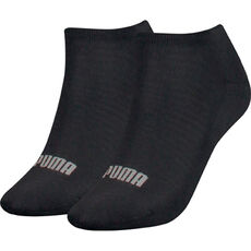 Puma Damen Sneakersocken, 2er Pack
