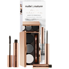 Nude by Nature Deep Shadows Eye Essentials Smoky