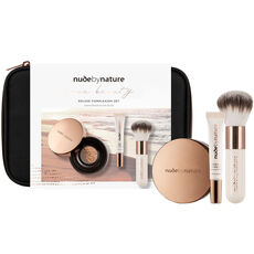 Nude by Nature True Beauty Deluxe Complexion, Make-Up Set