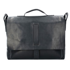 Joop! Loreto Kreon Aktentasche Leder 39 cm Laptopfach, black