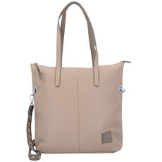Tom Tailor Denim Anna Schultertasche 31 cm, taupe