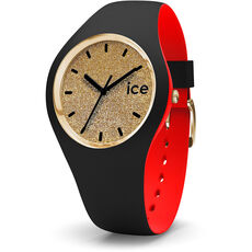 Ice Watch Damenuhr ICE loulou Gold Glitter, small