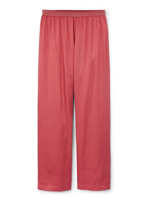 Calida weite Loungehose, baked apple, rot, S | Bekleidung > Umstandsmode | Calida