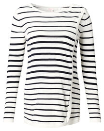 ESPRIT Maternity Pullover, Offwhite