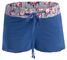 ESPRIT Maternity Schlafshorts, Night Blue