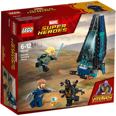 LEGO® Marvel Super Heroes 76101 Outrider Dropship Attacke