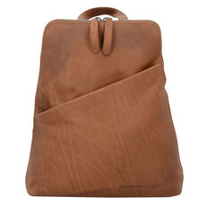 The Chesterfield Brand Maria City Rucksack Leder 28 cm, cognac