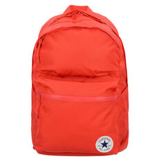 Converse All Star Chuck 1.0 Pack Poly Rucksack 46 cm Laptopfach, red