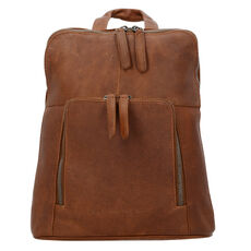 The Chesterfield Brand Vivian City Rucksack Leder 28 cm, cognac