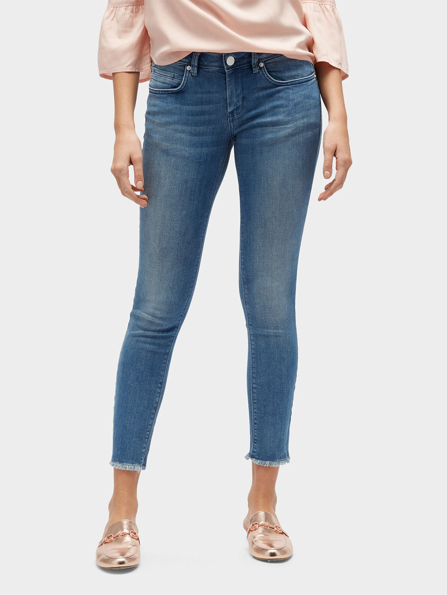 Carrie Skinny Ankle Jeans Tom Tailor