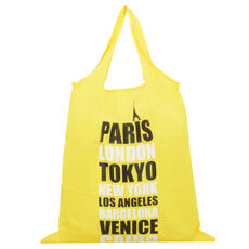 Go Travel Shopper Tasche 40 cm, gelb