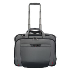 Samsonite Pro-DLX 5 Upright 2-Rollen Business Trolley 46 cm Laptopfach, magnetic grey
