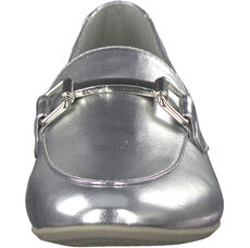 Marco Tozzi Damen Metallic-Slipper