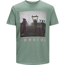 Jack & Jones Herren T-Shirt mit Fotoprint