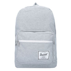 Herschel Pop Quiz Rucksack 44 cm Laptopfach, light grey crosshatch