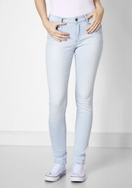 Paddock's Röhrenjeans LUCY, blue bleached