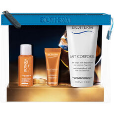 Biotherm Blue Therapy Travelkit, Cream-in-Oil, Pflegeset