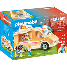 PLAYMOBIL® City Life Eiswagen 9114