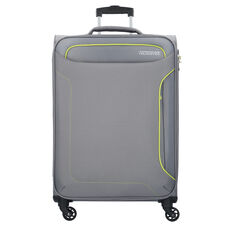 American Tourister Holiday Heat 4-Rollen Trolley 79 cm, metal grey