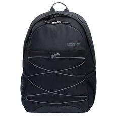American Tourister Road Quest M Rucksack 47 cm Laptopfach, black grey
