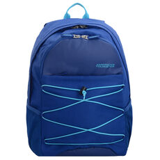 American Tourister Road Quest M Rucksack 47 cm Laptopfach, deep water blue