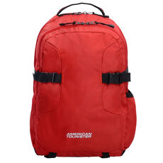 American Tourister Urban Groove Rucksack 45 cm Laptopfach, red
