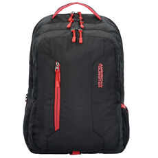 American Tourister Urban Groove Rucksack 47 cm Laptopfach, black red