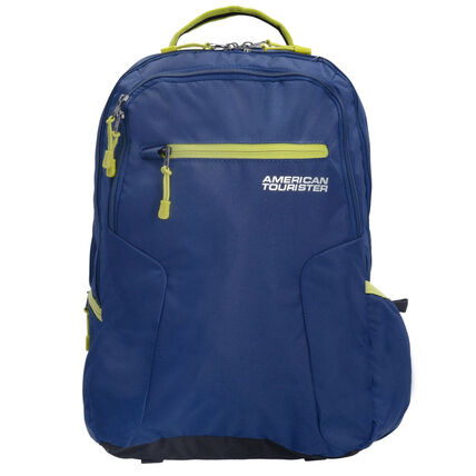 American Tourister Urban Groove Rucksack 48 cm Laptopfach, true navy lime