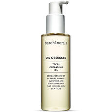 bareMinerals Oil Obsessed™ intensives Reinigungsöl, 180 ml