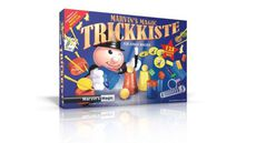 Marvin's Magic Zauberkasten mit 125 Tricks + Anleitungs-CD