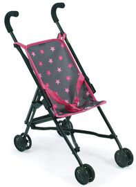 CHIC 2000 Puppenbuggy Roma Sternchen, pink