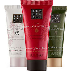 Rituals Beauty to Go Handcare, 3-teiliges Handcreme-Set