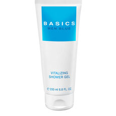 Sans Soucis Basics Men Blue Duschgel, 200 ml