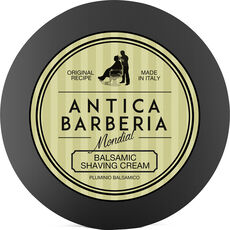 Mondial Antica Barberia Shaving Cream Menthol, 125 ml