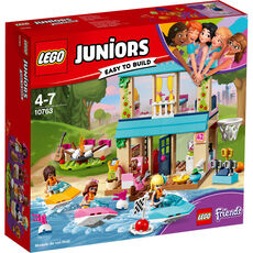 LEGO® Juniors 10763 Stephanies Haus am See