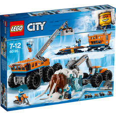 LEGO® City 60195 Mobile Arktis-Forschungsstation